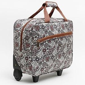 maletin con ruedas mujer, trolley portatil mujer, maletín para portatil con ruedas, trolley misako
