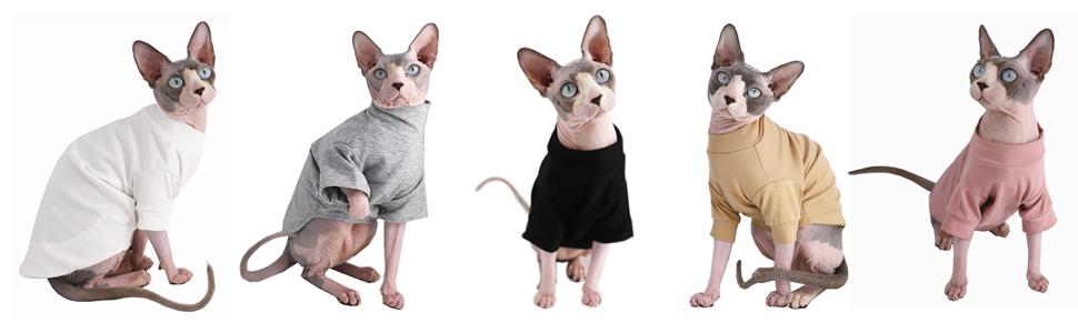 Sphynx cat tshirts