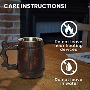 Care Instructions! One Should Know