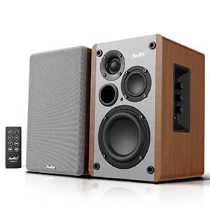 bluetooth 5.0 bookshelf speakers