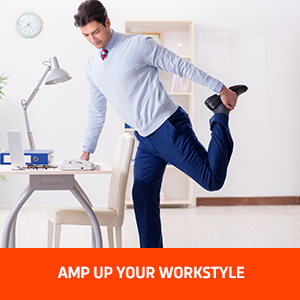 DeskCycle 1 Amp up your workstyle