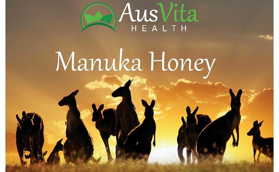 Ausvita Health Manuka Honey