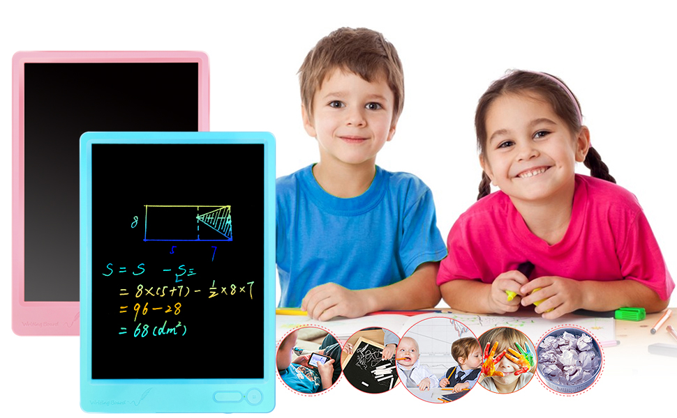LCD writing tablet 10 inch plus