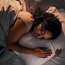 Apply Hair Oil & Sleep