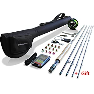 fly fishing complete kit