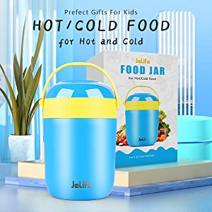 Thermos food jar for kids lunch
