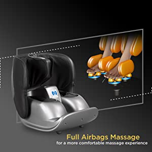 full airbag foot massage