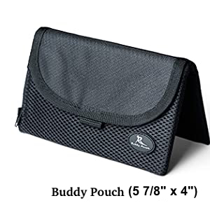 Buddy Pouch, Phone Pouch, Running Buddy, Magnetic Pouch, Roosport, Pocket Plus,