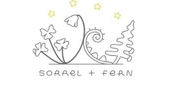Sorrel and fern logo
