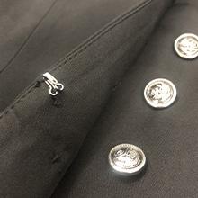 office blazer black