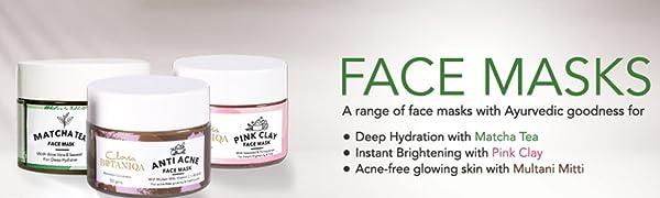 Clovia Botaniqa Pink Clay Face Mask