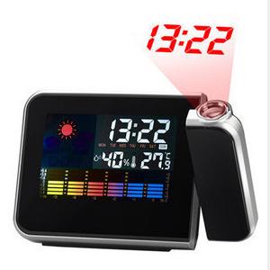 ASANMU Reloj de Proyección Digital, Reloj Despertadores Digitales ...