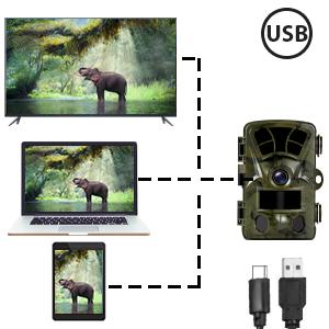 trail camera wifi