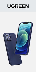 Silicone Protective Case for iPhone 12 Pro