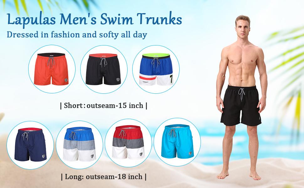 Mens University Shorts Sportwear Quick Dry Board Training Summer Swim Running Trunks Shorts Beachwear Suits with Lining