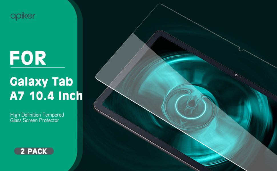 galaxy tab a7 screen protector