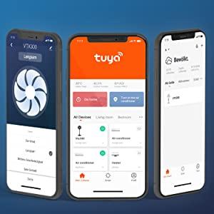 Smarte App-Steuerung