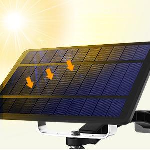 Wider Solar Panel
