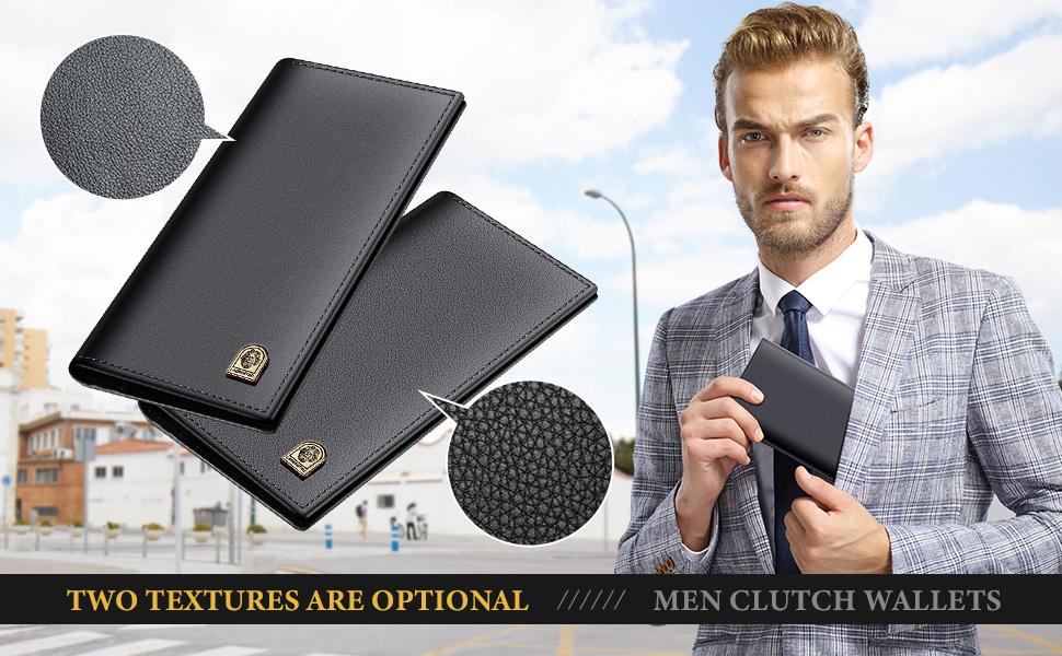 business wallet for men