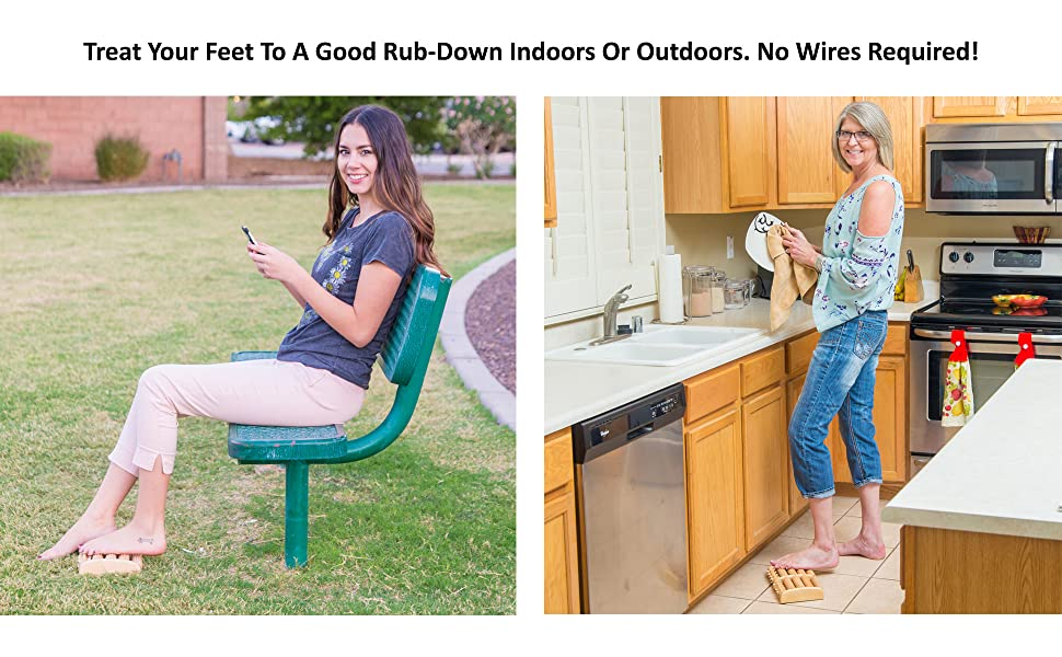 no wires required