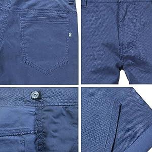 Pantalones vaqueros para niños de corte recto relajado, ropa de club.