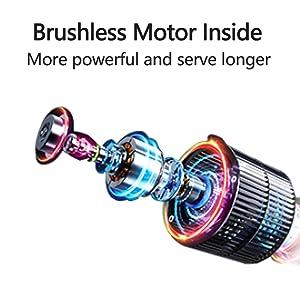 Brushless Motor Inside