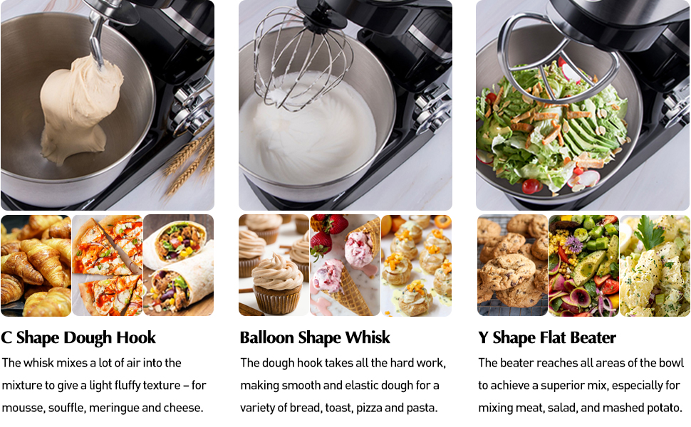 Electric Stand mixers
