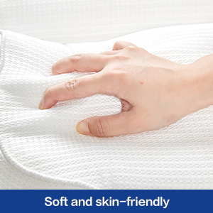 Soft and skin-friendly