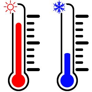 Optimal operating temperature