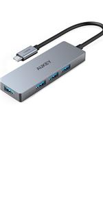 USB Type C ハブ