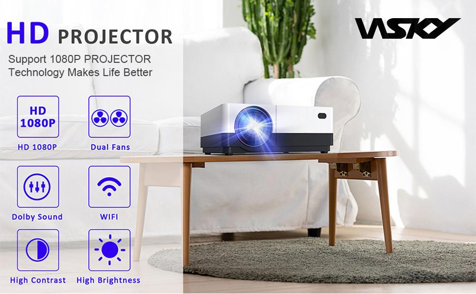 video projector1