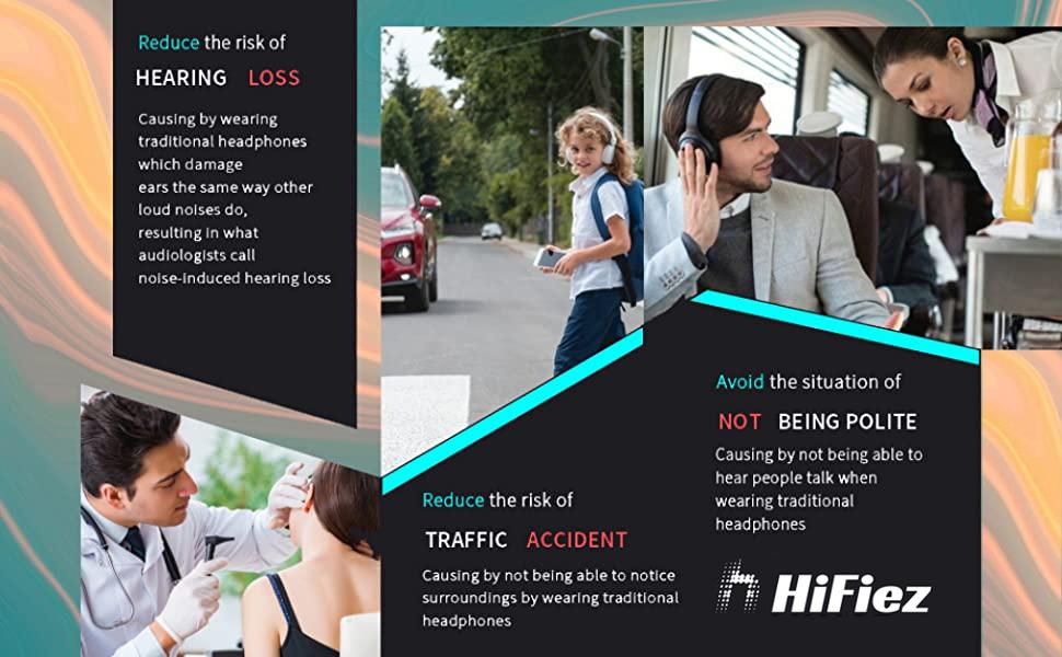 Advantages of Hifiez