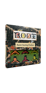 Root Game Clearing Markers