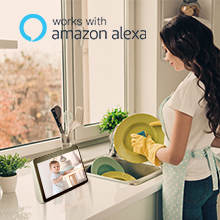 Security Camera works with Alexa