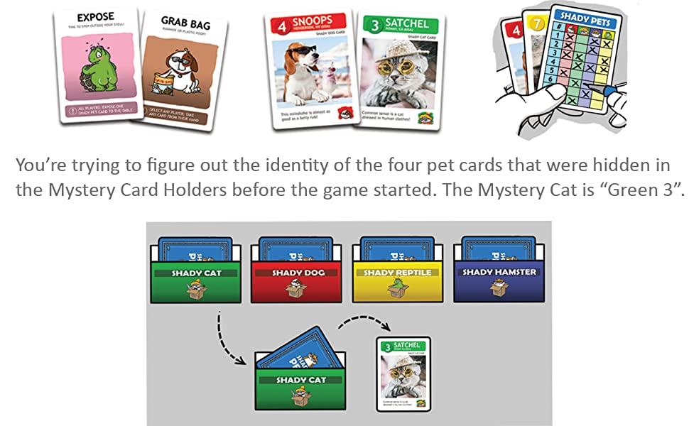 How to Play Shady Pets Card Game - Part 2