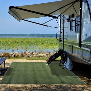 iCustom Rug Artificial Turf Camping