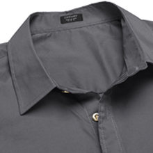 COOFANDY Men's Muscle Fit Dress Shirts Wrinkle-Free Long Sleeve Casual Button Down Shirt