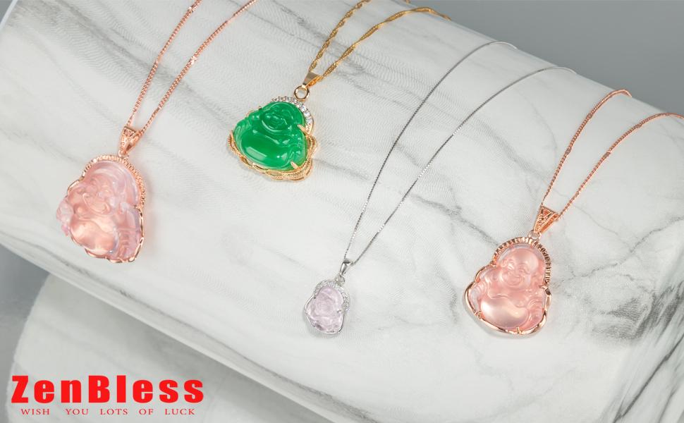 buddaha necklaces All