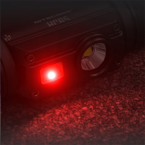 HC65M red light output