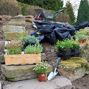 GardenMate toepassingen