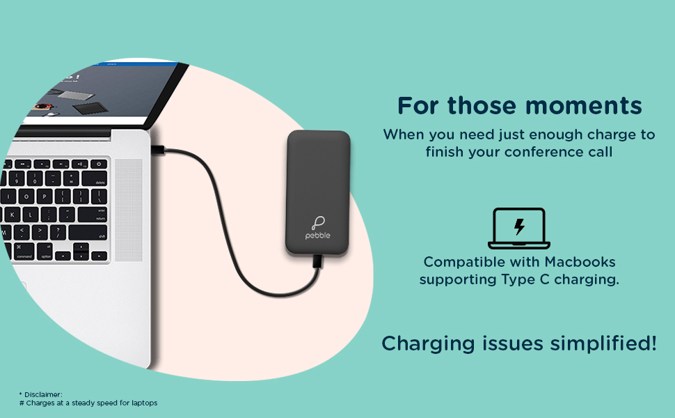 Laptop Charging, Power back to Laptop Charging, Ultra Fast, 18W, Fast charging