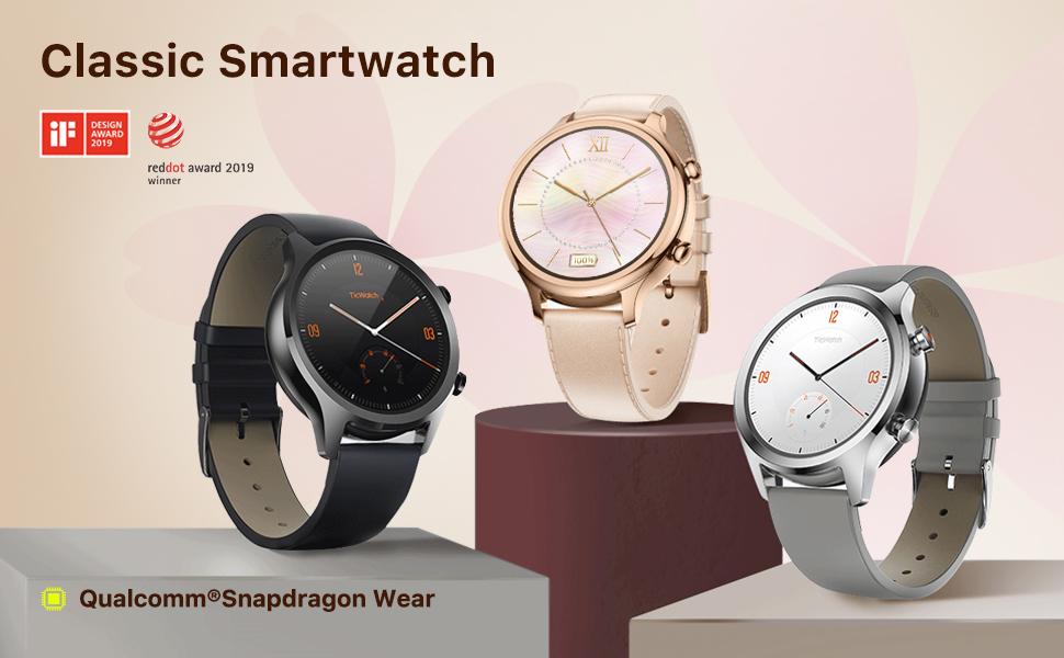 classic smart watch
