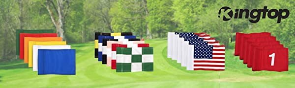 golf flag for putting green