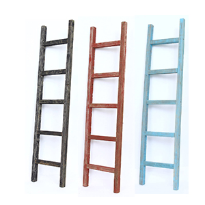 Barnwood Color Ladders