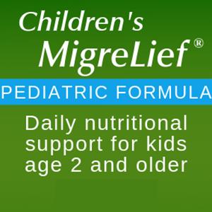 The MigreLief Nutritional Migraine Regimen