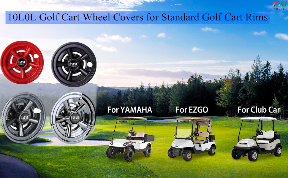 for Standard Golf Cart Rims
