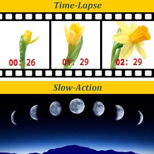 Time-lapse Shooting
