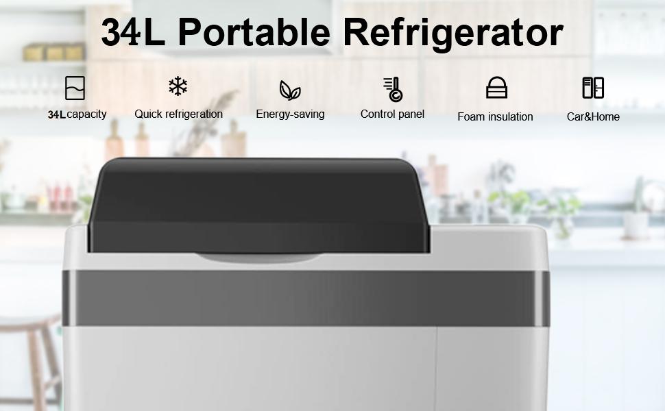 car fridge portable