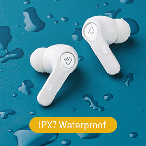 IPX7 Waterproof