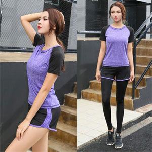 Womens Gym Outfit